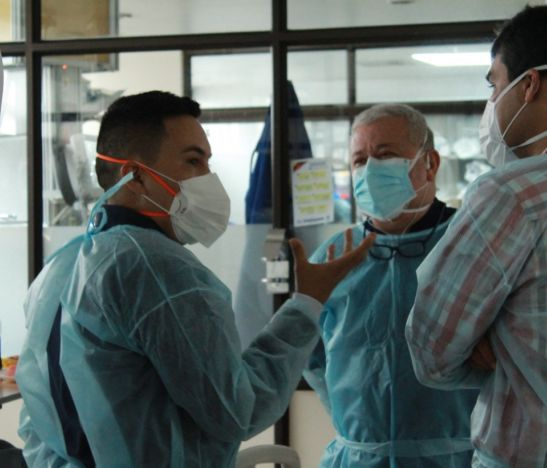El Tolima apoyará a Antioquia para atender pacientes COVID-19