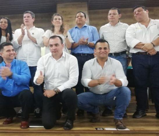 Mauricio Pinto recibió el aval oficial del Centro Democrático para la Gobernación del Tolima