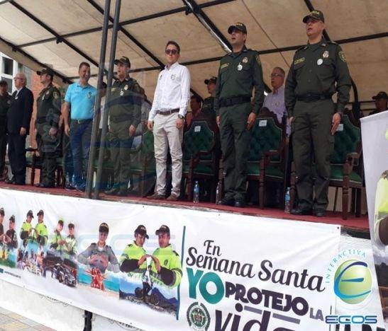 350 policías reforzarán la seguridad en Ibagué durante la Semana Santa