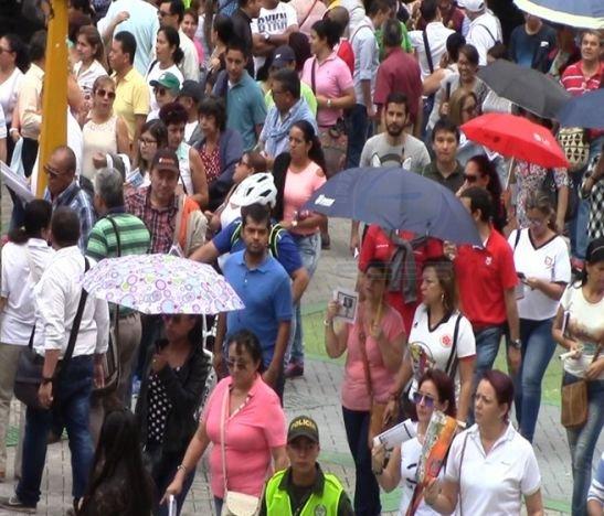 Cerca de 4.000 maestros del Tolima le dijeron sí a la marcha de Fecode