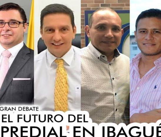 Secretario de Hacienda de Ibagué no bajará tarifas del predial este año para mitigar la actualización catastral