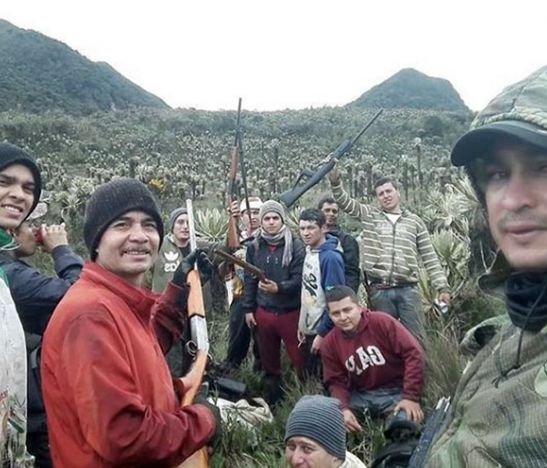 Presuntos cazadores estarían rondando en páramo de Rovira