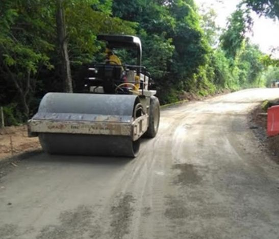 En los próximos días arrancará pavimentación de la vía Carmen de Bulira – Rovira