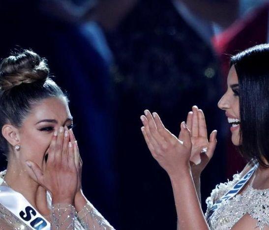 Miss Universo 11 Julio 2018