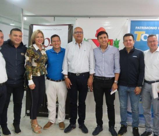 Fortalecer la agricultura y el turismo en el Tolima, una de las apuestas de Óscar Barreto