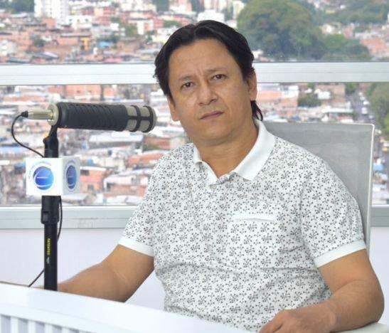 """""""Es una amenaza que cubre todos los sectores políticos y alternativos del Tolima: Renzo García"""