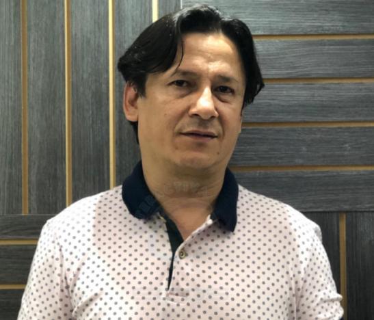 """""""Trataron de ofrecer un millón de dólares para que le bajáramos a la pelea ambiental"""": Renzo García"""