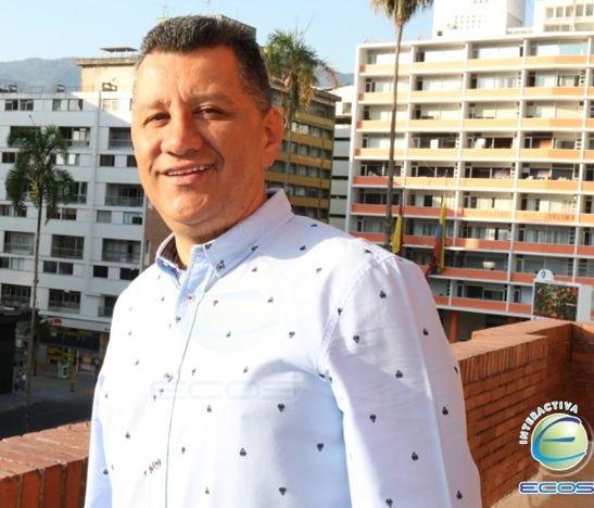 Ricardo Orozco pidió resultados a las autoridades ante millonario robo en el edifico Distrito 60