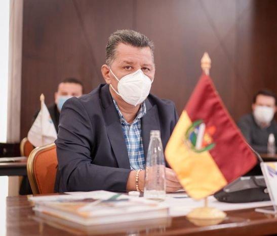 Gobernador del Tolima ratifica interés de querer pertenecer al Eje Cafetero