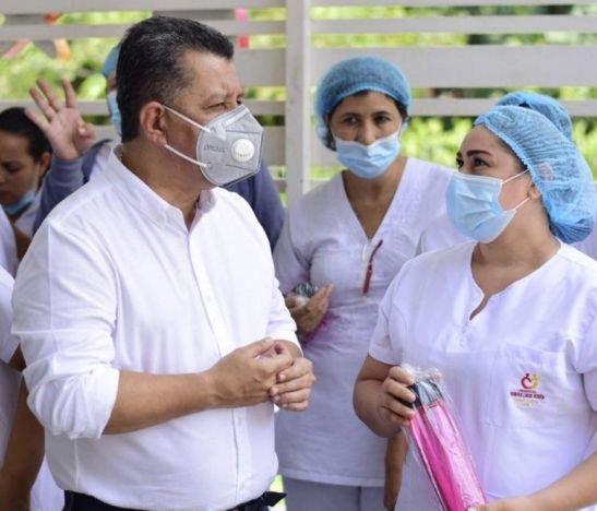 """""""Esto no ha llegado todavía al Tolima, apenas está sintiéndose"""": Ricardo Orozco sobre propagación del virus en el departamento"""