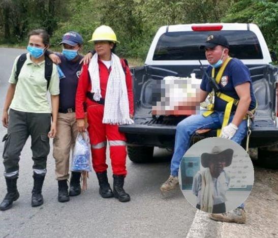 Adulto mayor fue hallado muerto en zona rural de Planadas - Tolima