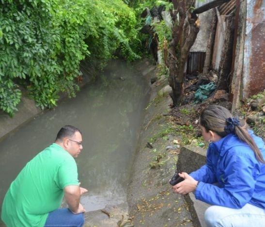 Avanza proceso de saneamiento del río Luisa en el Guamo