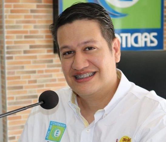 Juan Pablo Sánchez Baquero, gerente de Ecos del Combeima, nuevo miembro principal de la Junta Directiva de la CCI
