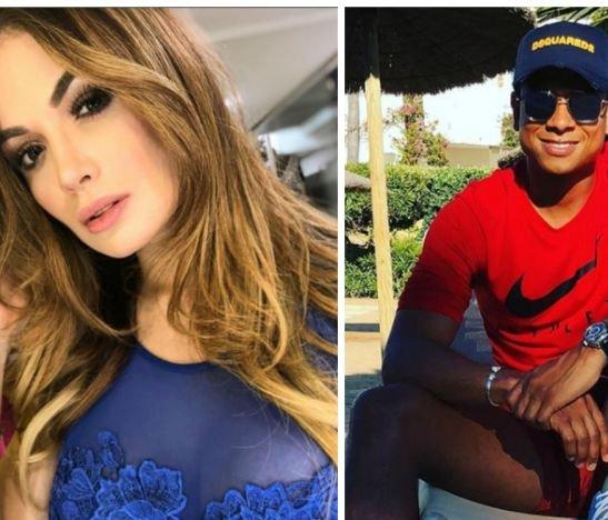 Sara Uribe y Fredy Guarín HD