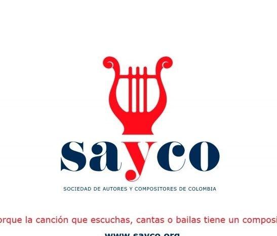 Sayco y sus nuevos cobros a eventos virtuales