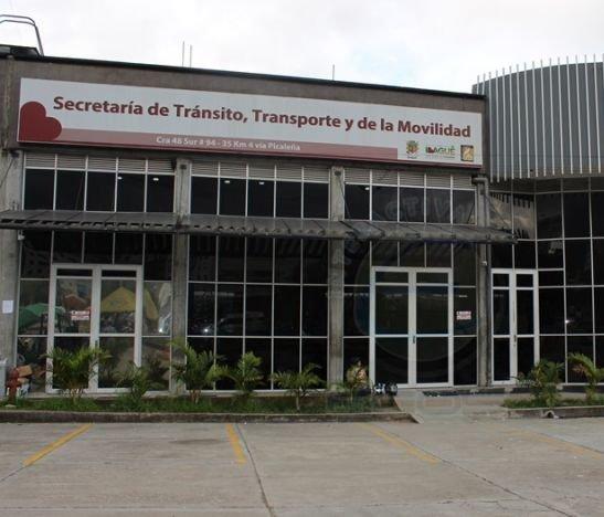 Hoy no habrá atención al público en la Secretaría de Movilidad de Ibagué