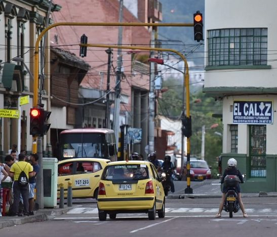 ¿Saboteo o delincuencia? Esta semana atacaron nuevamente la red semafórica de Ibagué