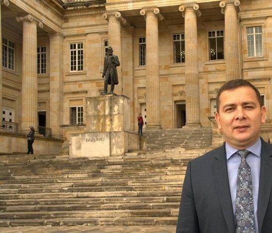 Senador Barreto solicita ayudas del Gobierno Nacional para familias damnificadas en Ibagué