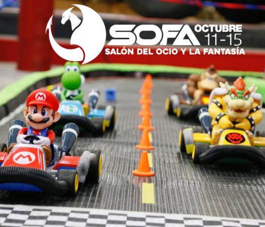 Mario Kart SOFA 2018