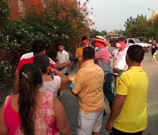 Alcaldía de El Espinal continúa socializando medidas de prevención del COVID-19