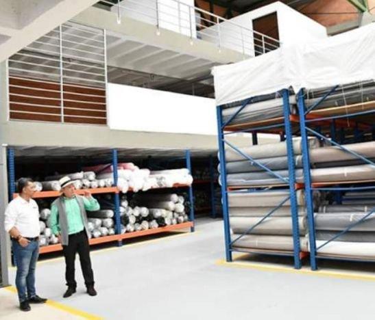 Orozco se compromete a fortalecer la productividad del sector textil confección ibaguereño