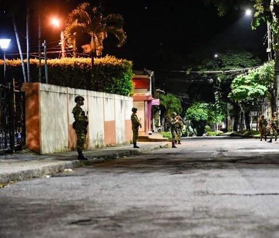 Ministerio del Interior únicamente aprobó el toque de queda de este fin de semana en Ibagué