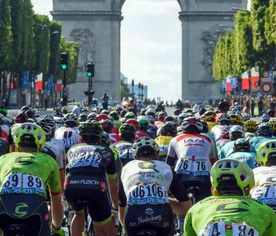 Último día de descanso en el Tour, se viene la definición del titulo
