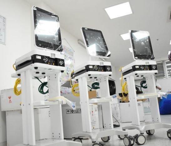 Hospital de El Espinal recibió ocho ventiladores por parte de MinSalud