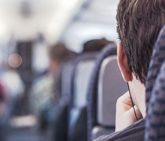 Volar en épocas de pandemia
