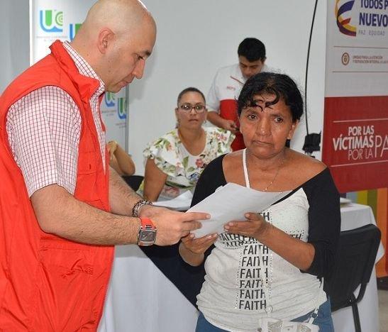 126 víctimas del conflicto armado en el Tolima recibieron indemnizaciones del Gobierno Nacional