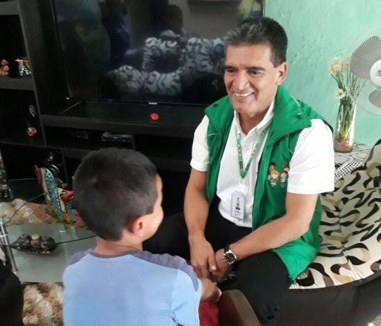 ICBF realiza 'Plan Choque' en hogares sustitutos del Tolima