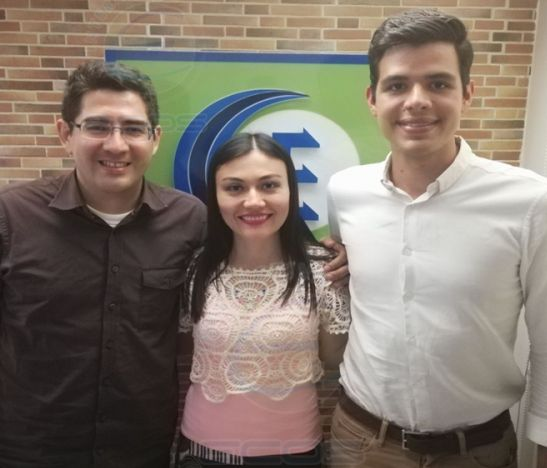 Erika Ramos, Julián Rodríguez y Disraeli Labrador hablaron del trabajo realizado en las elecciones al Congreso