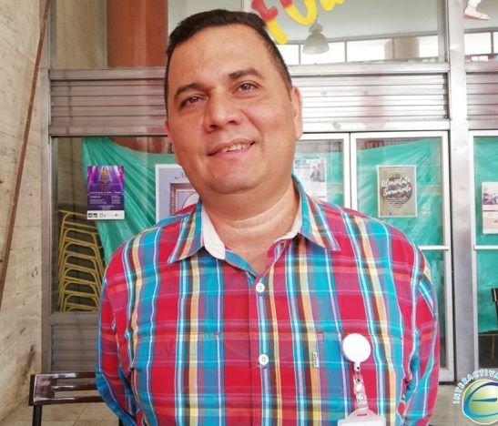 César Bocanegra-registrador Regional del Tolima