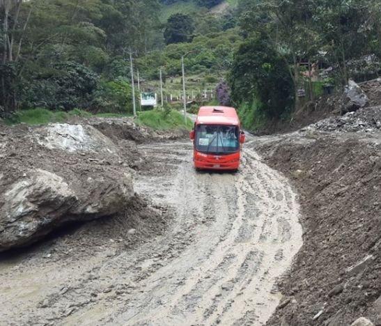 En la segunda semana de octubre iniciarán las obras de pavimentación en la vía Ibagué-Juntas
