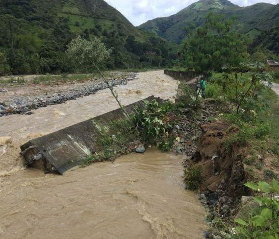 De enero a junio 43 municipios del Tolima han sufrido los estragos de la temporada invernal
