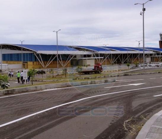 """""""Lo único que puedo decir es que está es una infraestructura que compite con aeropuertos modernos a nivel nacional"""": Consorcio Los Andes"""