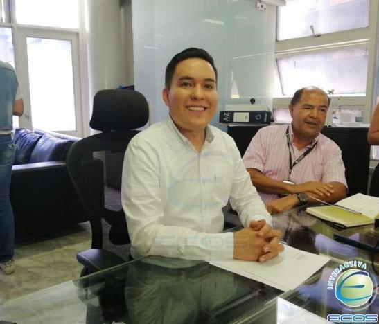 Gerente del Hospital Federico Lleras entregó balance de sus primeros 100 días de gestión