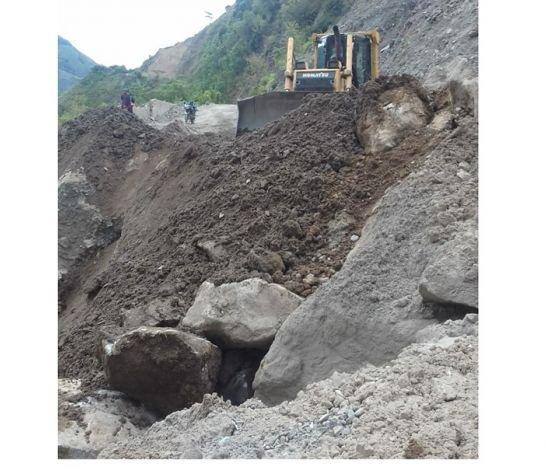 Por fin será intervenida la vía ubicada en el sector Los Guayabos entre Playarrica y Roncesvalles