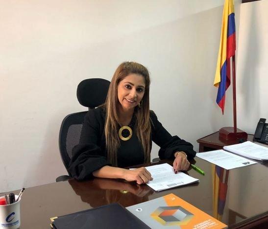 Adriana Magali Matiz radicó proyecto de ley en beneficio de los concejales del país