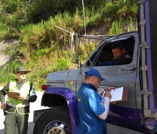 Se decomisaron 7 metros cúbicos de madera de dudosa procedencia en el Guamo