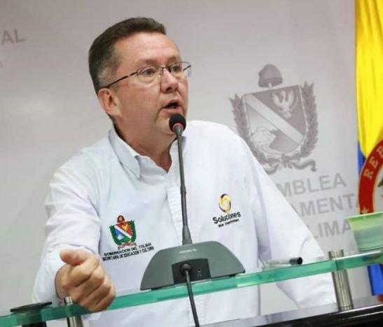 HD Jairo Cardona Bonilla en la Asamblea 19 de octubre