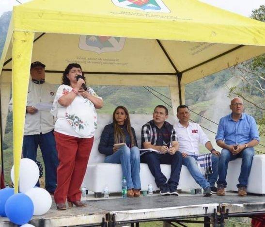 HD-Préstamos de carpas-Santa Isabel, evento de política-21 de noviembre