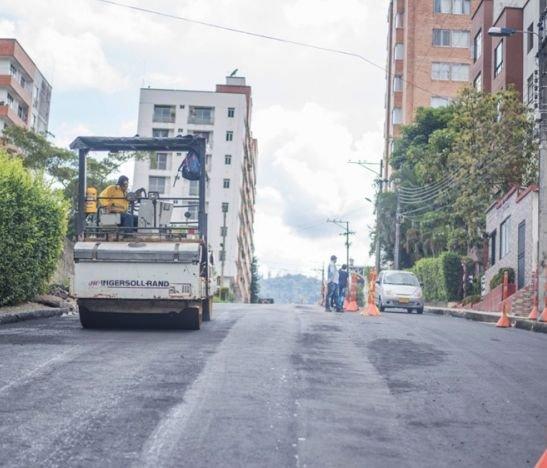 Abierta licitación por $4.800 millones para pavimentar vías barriales de Ibagué