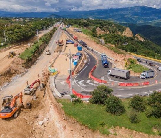 Nuevas obras de mejora en el proyecto Tercer Carril Bogotá - Girardot
