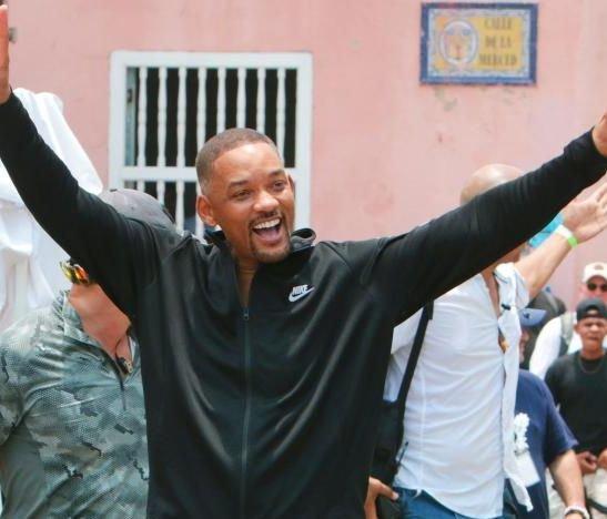 Will Smith en Cartagena HD