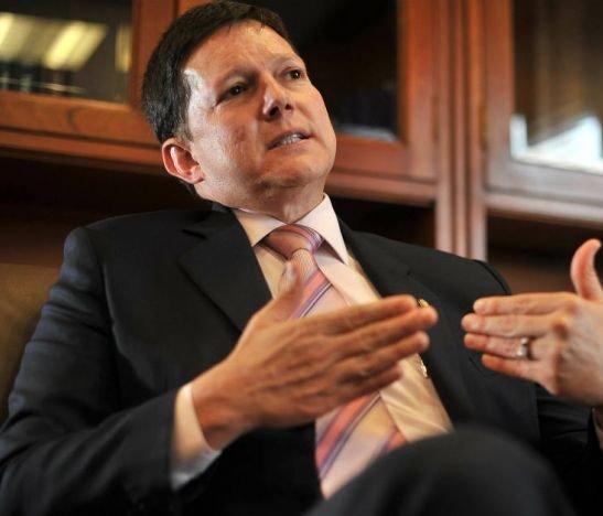 Wilson Ruiz, designado nuevo ministro de Justicia