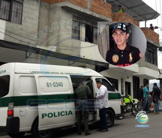 'Fritanga' se suicidó antes de ser capturado por el CTI en el barrio Galán de Ibagué