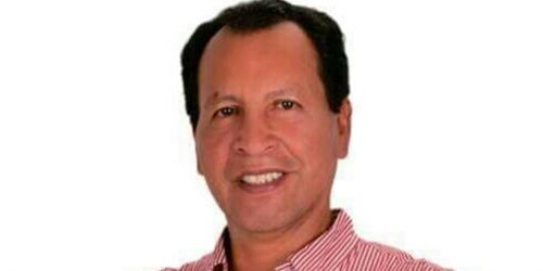 Emiliano Salcedo Osorio, alcalde de Carmen de Apicalá