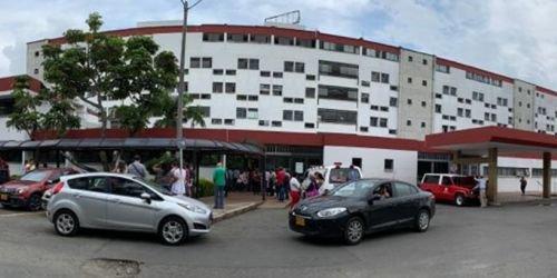 HD- Hospital Federico Lleras Acosta sede La Francia-17 de enero