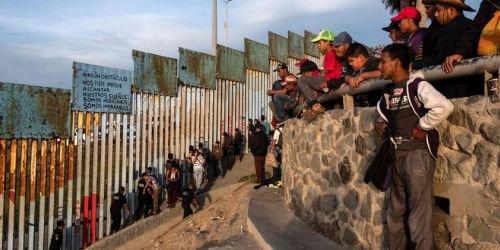 Migrantes Honduras